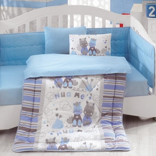 Cotton Box Midilli blue