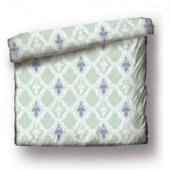 Casabel Damask mint